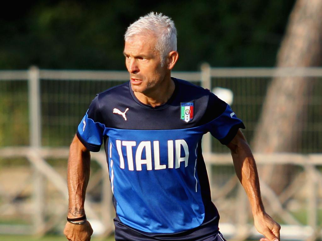 Ravanelli kickte zuletzt im italienischen Allstar-Team mit