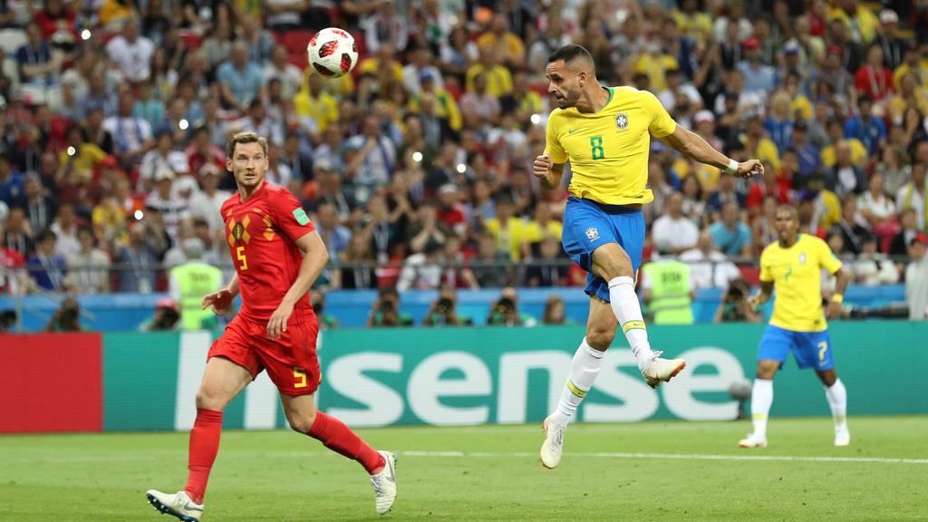 Renato Augusto bringt Brasilien zurück ins Spiel