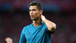 Cristiano Ronaldo hat Real Madrid verlassen