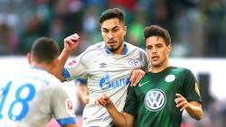 Suat Serdar (m.) macht sich trotz des Schalker Fehlstarts keine Sorgen