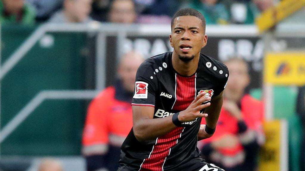 Benjamin Henrichs spielte bis zum Sommer für Bayer 04 Leverkusen