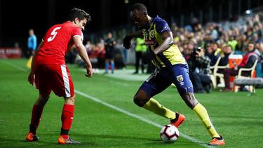 Usain Bolt steht vor seinem Startelf-Debüt als Fußballer