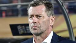Michael Skibbe wurde als Trainer der griechischen Nationalmannschaft gefeuert