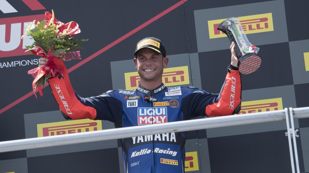 Sandro Cortese startet 2019 für GRT-Yamaha