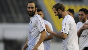 Gonzalo Higuaín wechselt zum FC Chelsea