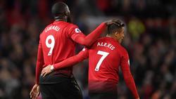 Alexis es baja en el ataque de los Diablos Rojos pero Lukaku está disponible. (Foto: Getty)