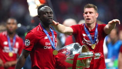 Sadio Mané hat das Interesse des FC Bayern geweckt