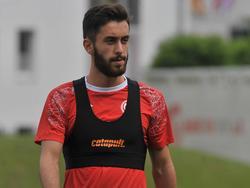 Yunus Mallı hat beim VfL Wolfsburg das Training aufgenommen