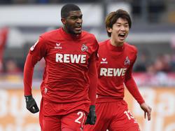 El delantero deseado por los chinos juega en el Colonia. (Foto: Getty)