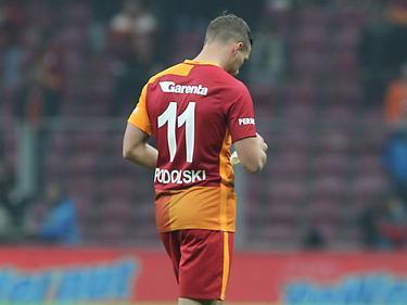 Lukas Podolski verlor überraschend mit Galatasaray