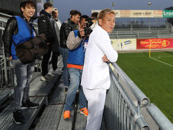 Keisuke Honda SV Horn