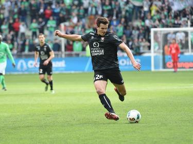 Ivan Santini spielt aktuell für Caen in der Ligue 1