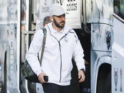 Karim Benzema konnte einen Erfolg vor Gericht verbuchen