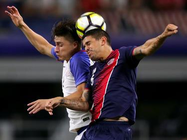 Gastgeber USA ist ins Endspiel eingezogen