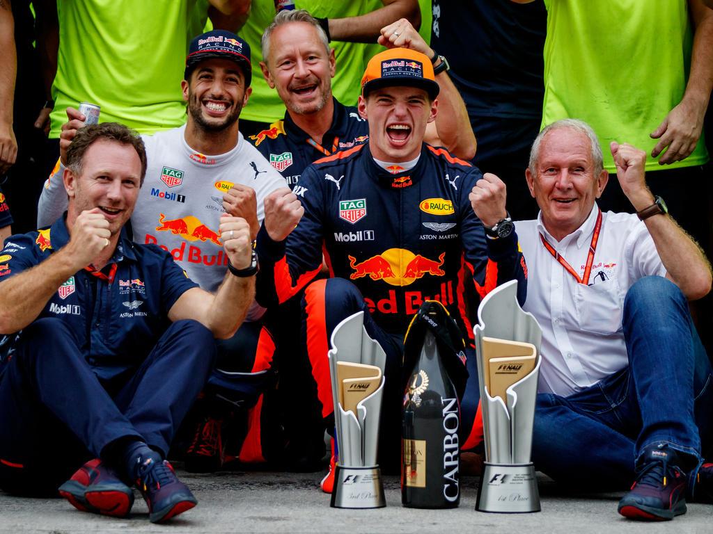 Max Verstappen hat seine lange Durststrecke in Malaysia beendet