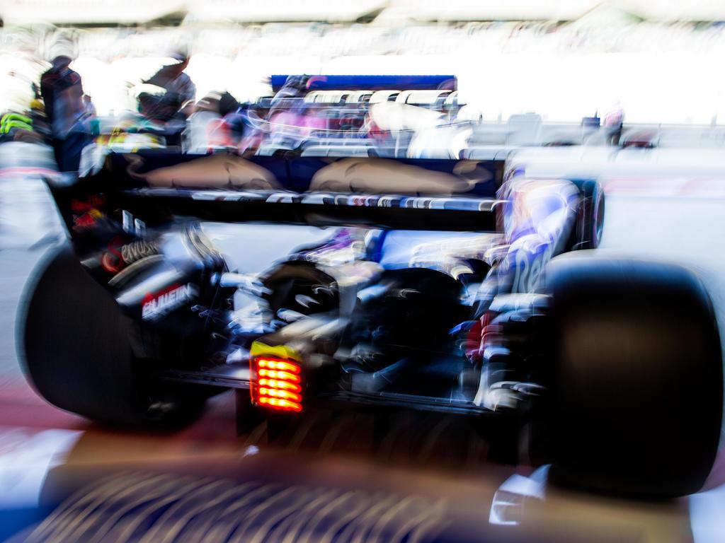 Muss Toro Rosso mit Honda noch mehr als bisher um die Zuverlässigkeit fürchten?