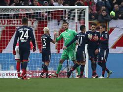 Otra jornada más, el Bayern sigue con su paso firme. (Foto: Getty)