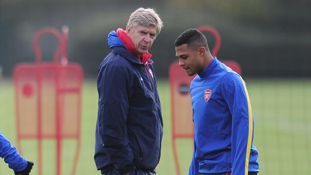 Arsène Wenger trainierte Gnabry beim FC Arsenal