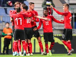 Österreichs U21-Nationalteam ist in der EM-Qualifikation weiter makellos