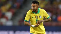Autsch! Neymar hat sich verletzt