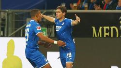 Die TSG Hoffenheim stellte gegen Paderborn die Weichen früh auf Sieg