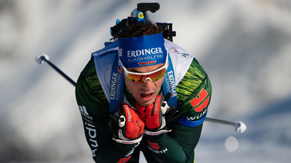Simon Schempp freut sich auf sei Comeback im Weltcup
