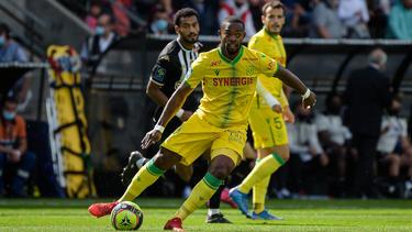 Randal Kolo Muani könnte schon bald für Eintracht Frankfurt stürmen