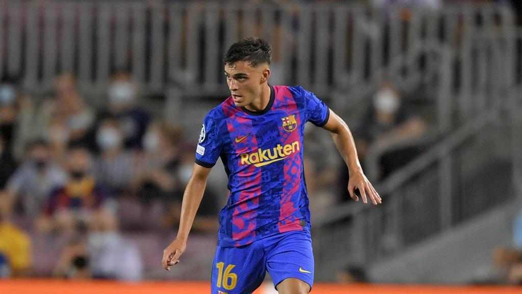 Wird bei Barcelona einen neuen Vertrag unterschreiben: Mittelfeld-Talent Pedri