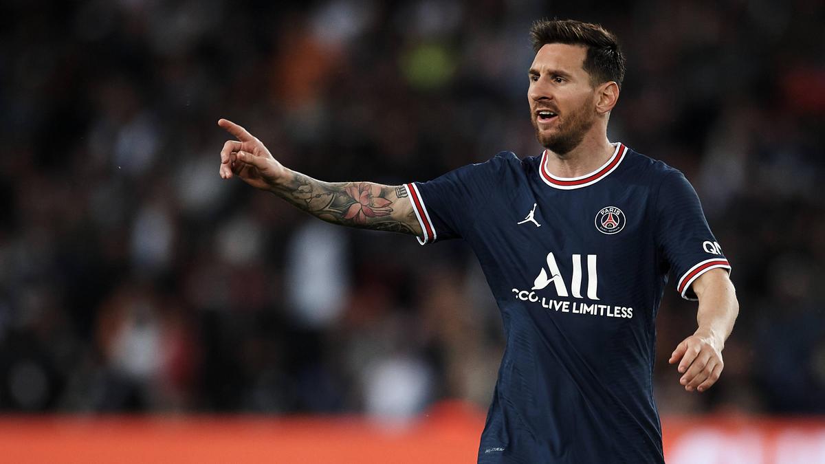Lionel Messi steht im Kader von PSG