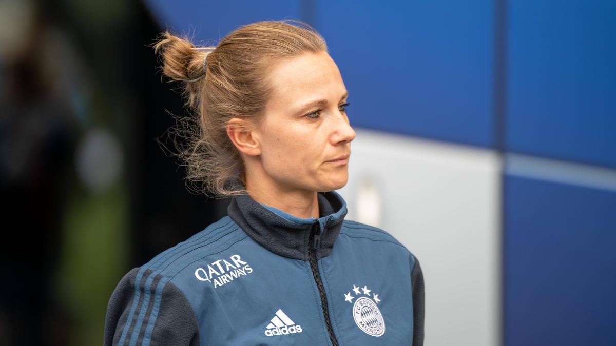 Kathleen Krüger Fc Bayern
