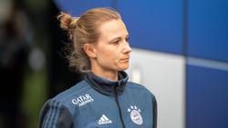 Kathleen Krüger ist die Teammanagerin des FC Bayern