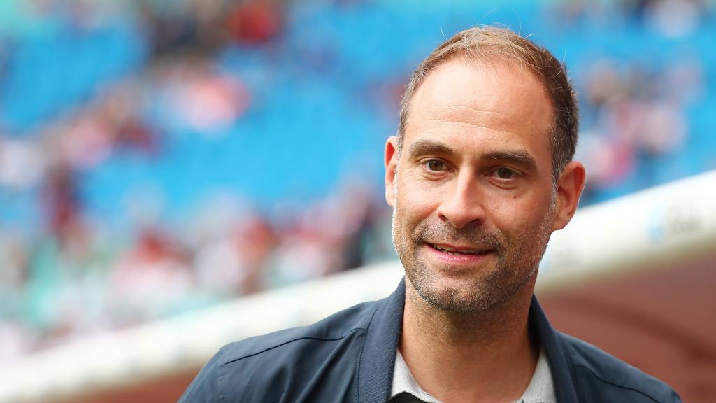 Oliver Mintzlaff ist seit 2016 Geschäftsführer bei RB Leipzig