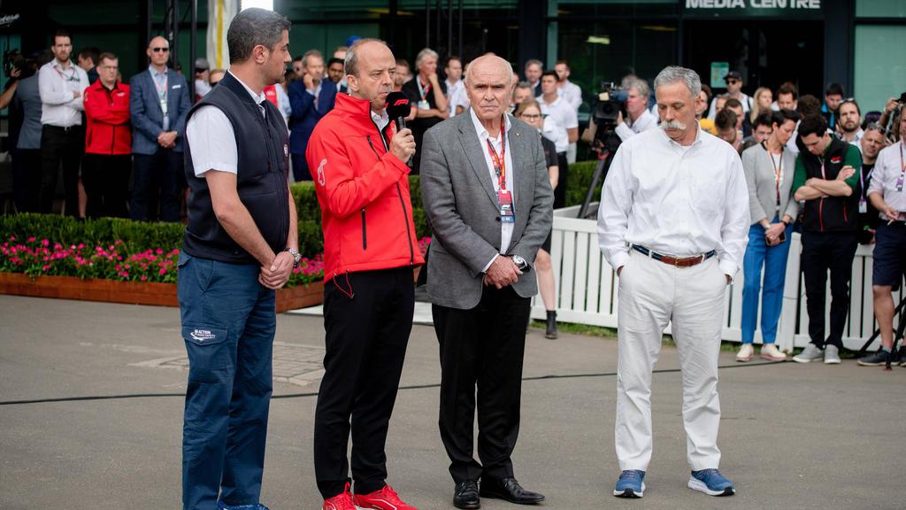 Die Auftakt der Formel-1-Saison wird weiter verschoben