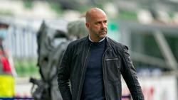 Peter Bosz erwartet Wiedergutmachung seines Teams