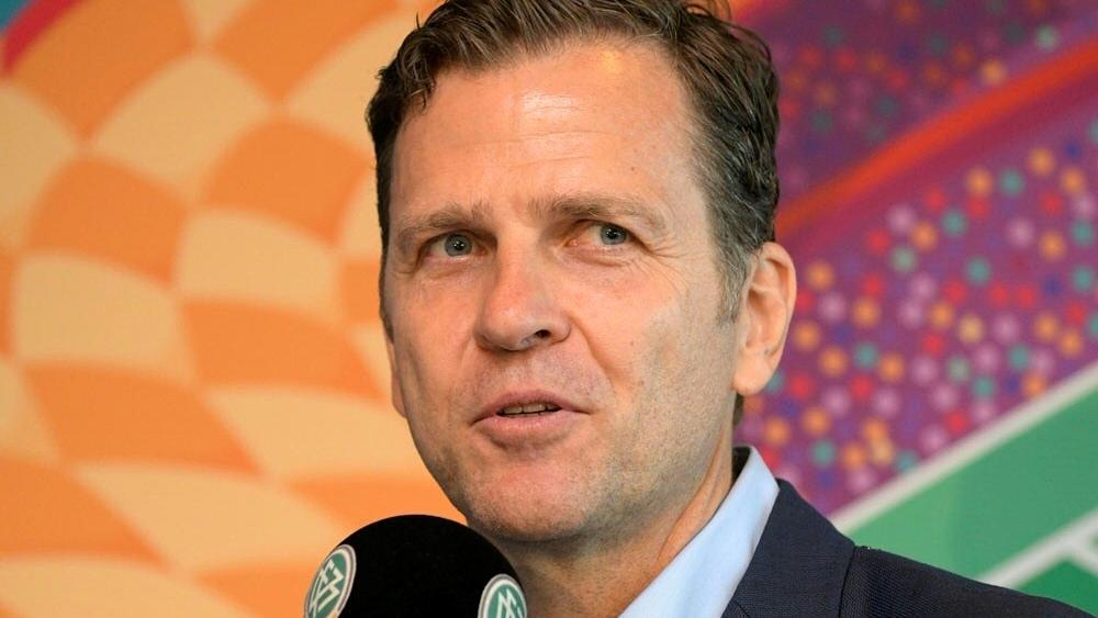 Nations League: Bierhoff schlägt zentrales Event vor