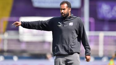 Daniel Thioune wird wohl neuer Trainer des HSV