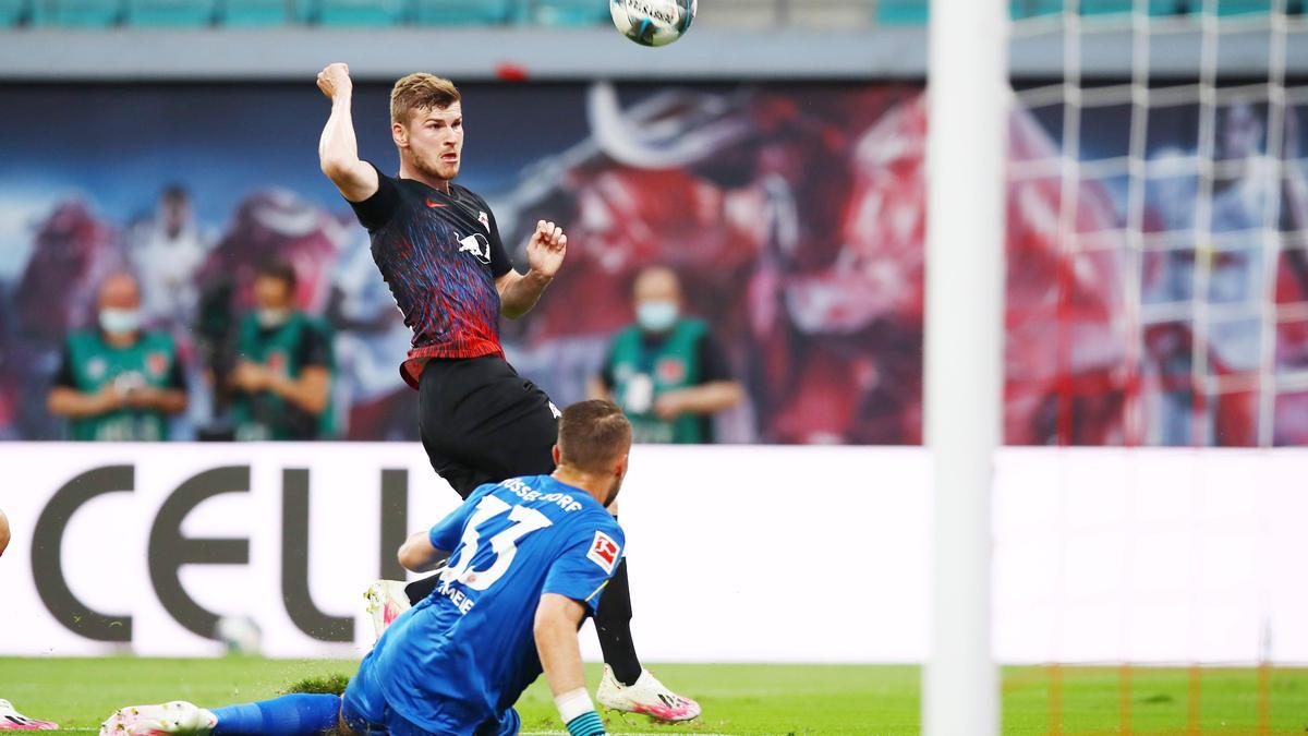 Timo Werner wechselt im Sommer von RB Leipzig zum FC Chelsea