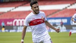 Nicolás González wird mit dem BVB in Verbindung gebracht