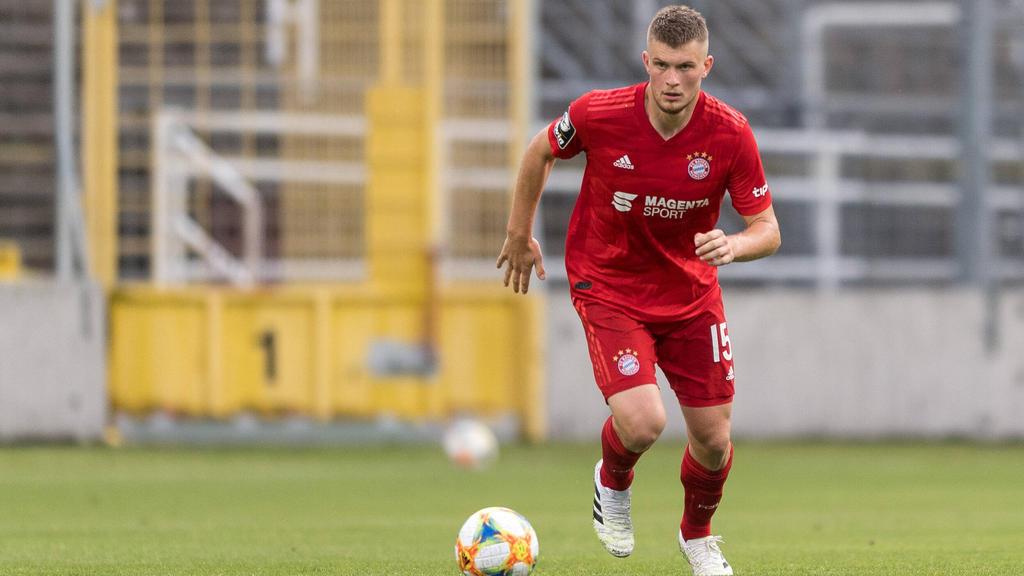 Lars Lukas Mai vom FC Bayern soll Angebote vorliegen haben