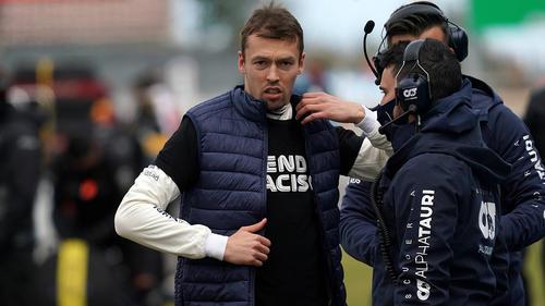 Daniil Kvyats Karriere in der Formel 1 wird Ende 2020 wohl keine Fortsetzung finden