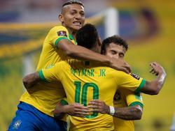 Los cariocas fueron netamente superiores a su oponente.
