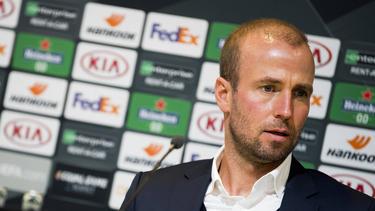 Sebastian Hoeneß trifft mit der TSG Hoffenheim auf Gent