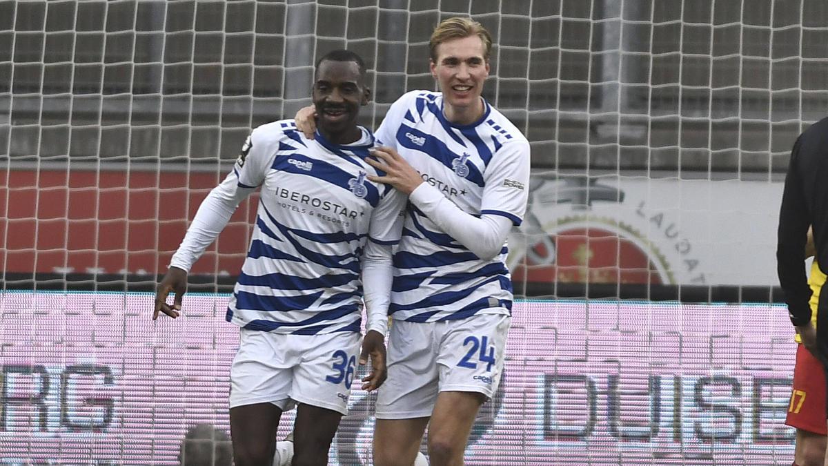 MSV Duisburg verlässt den letzten Tabellenplatz in der 3. Liga
