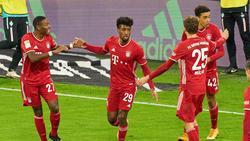 Kingsley Coman fordert offenbar ein höheres Gehalt vom FC Bayern