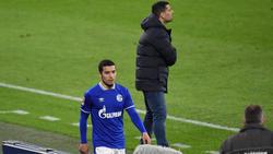 William hat beim FC Schalke 04 offenbar die Nase voll