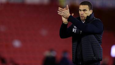 Valérien Ismael trainiert in Englands zweiter Liga