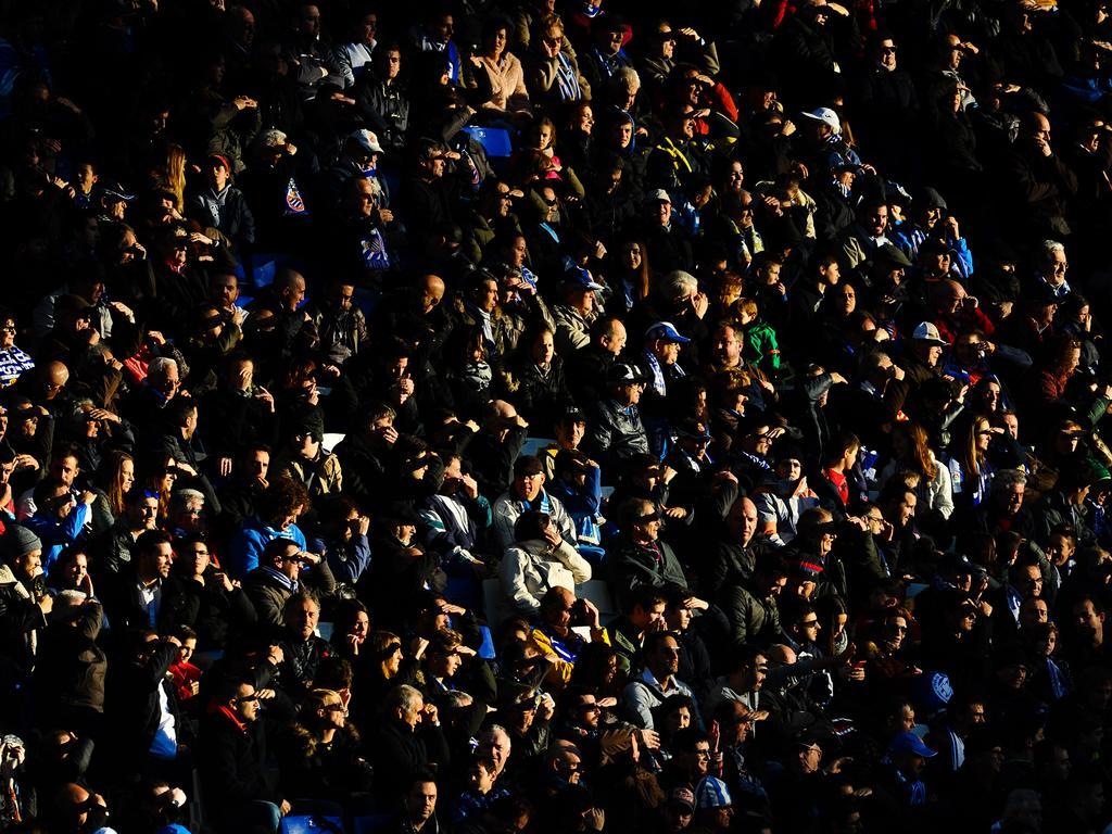 Fans von Espanyol Barcelona haben sich kräftig daneben benommen