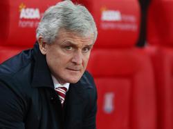 Mark Hughes hat Stoke City weiterentwickelt