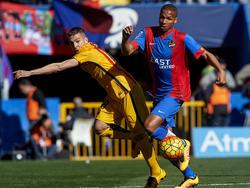 Jordi Alba kann Deyverson nicht halten