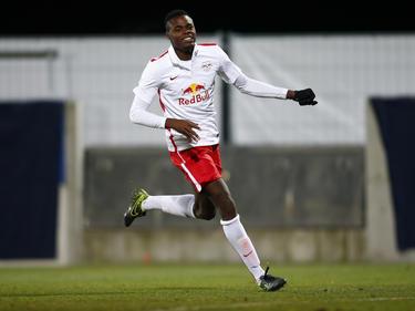 Dimitri Oberlin ist einer der Salzburger Hoffnunsträger in der UEFA Youth League